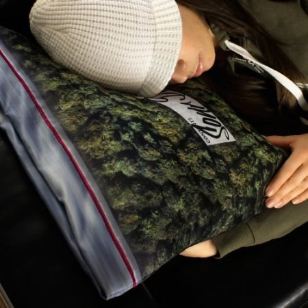 Weed Stash Pillowcase