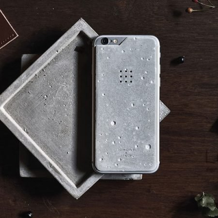 Concrete Case for iPhone 6