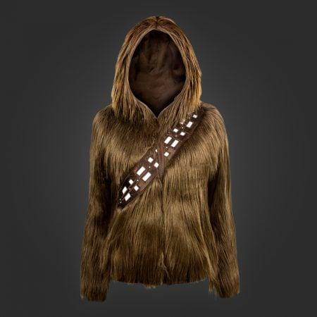Chewie Star Wars Hoodie
