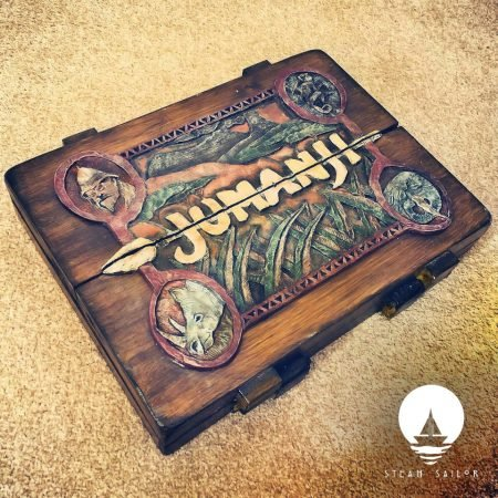 Jumanji Game Board Replica