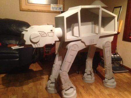 Star Wars AT-AT Storage Unit