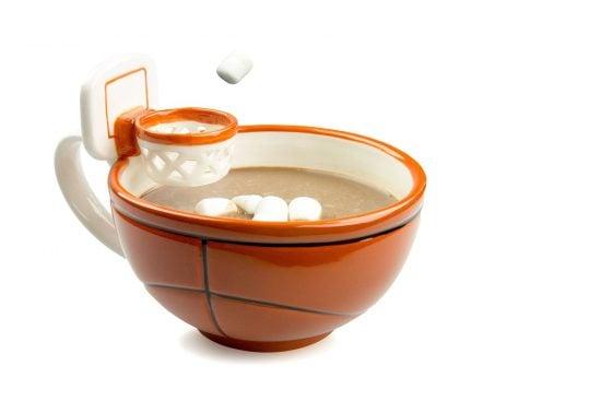 Basketball Hoop Mug