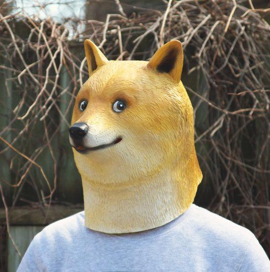 Doge Mask