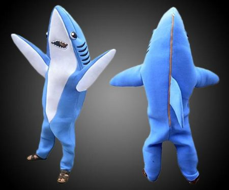 Party Shark Costume (made famous by Katy Perry)