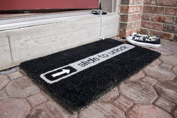 11 Door Welcome Mats to Keep Your Visitors Laughing