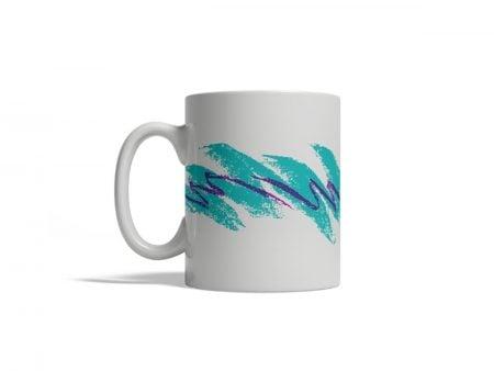 90's Retro Jazz Mug