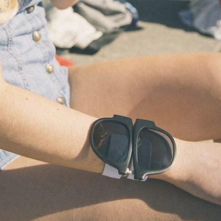 Slap-On Sunglasses