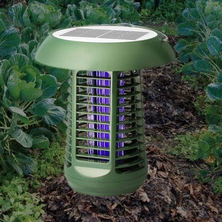Solar Powered Bug Zapper