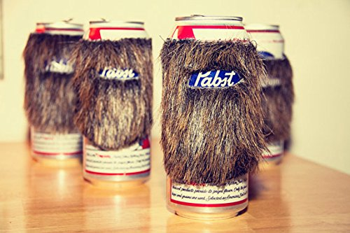 Beard Beer Koozie