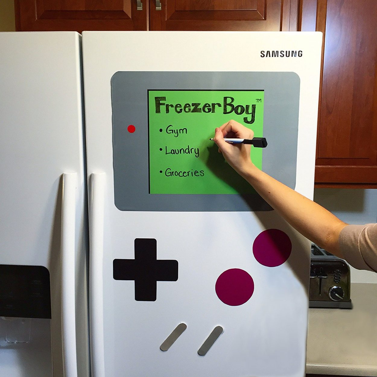 Gameboy Fridge Magnet
