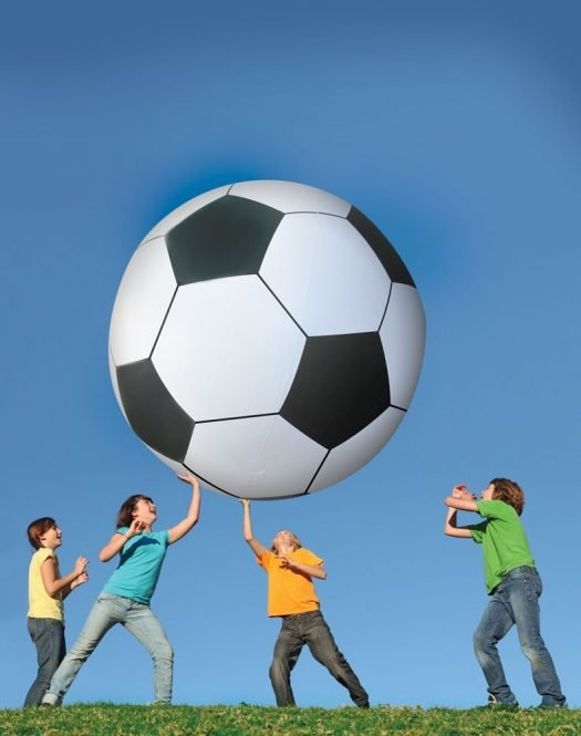Giant 6 Foot Soccer Ball