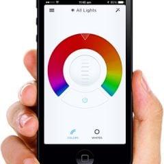 Color Changing LIFX Bulbs