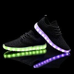 Colorful LED Light Up Shoes