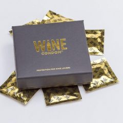 Wine Condoms