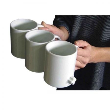 Interlocking Coffee Cups