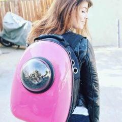 Bubble Backpack Cat Transporter