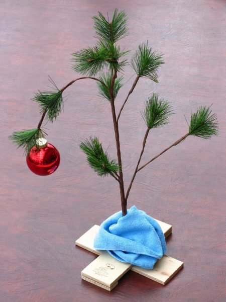Charlie Brown Christmas Tree