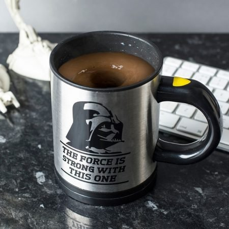 Star Wars Self Stirring Mug