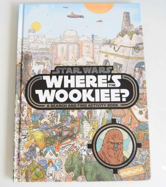 wheres the wookie book - What Do You Get A Wookie For Christmas