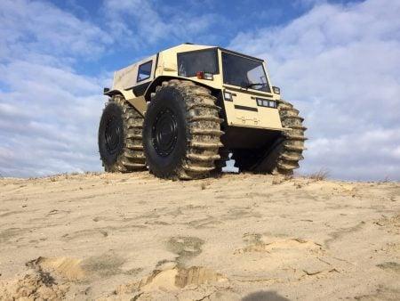 SHERP Off Roading ATV
