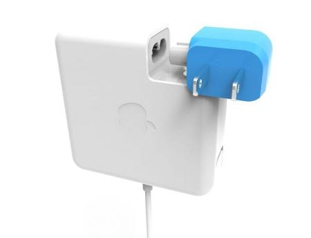 Blockhead - Sideways Macbook Charger Head