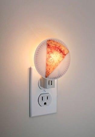 Slice of Pizza Night Light