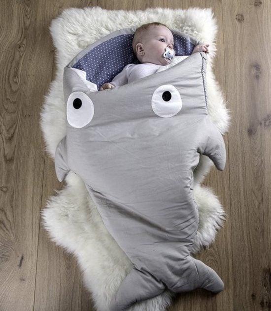 Baby Shark Sleeping Bag