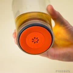 Unspillable Pint Glass