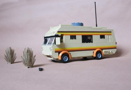 Breaking Bad Lego Set