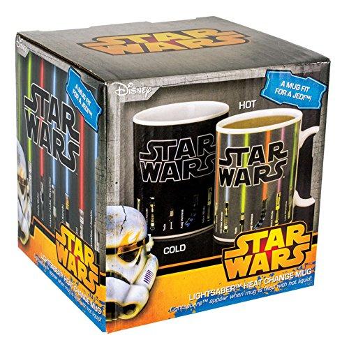 Star Wars Lightsaber Heat Change Mug