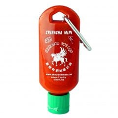 Keychain Sriracha Bottle