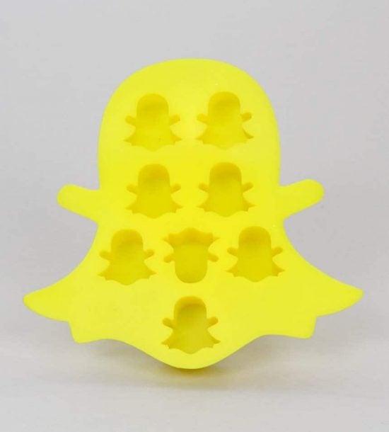 Snapchat Ice Cube tray