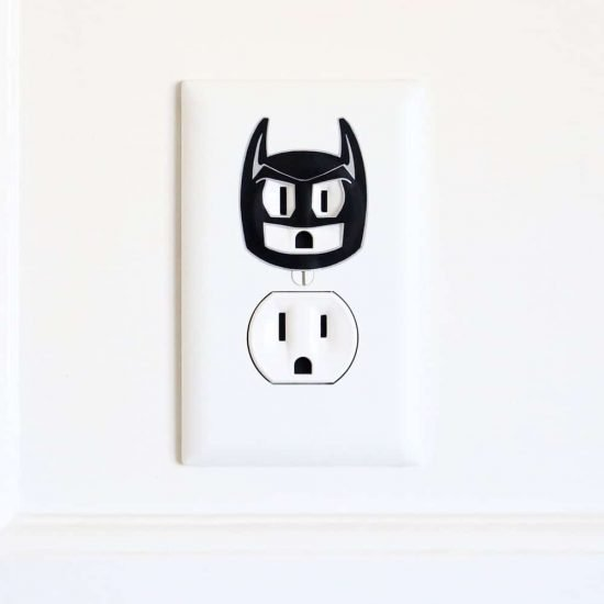 Batman Wall Outlet