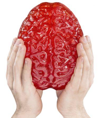Giant Gummy Brain