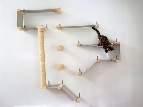 Cat Hammock Wall Activity Center