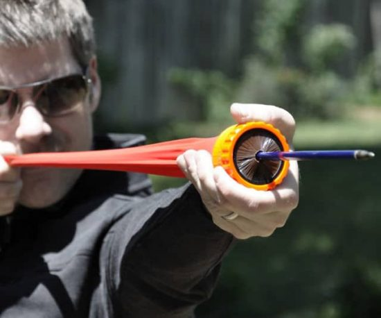 Pocket Shot Arrow Slingshot