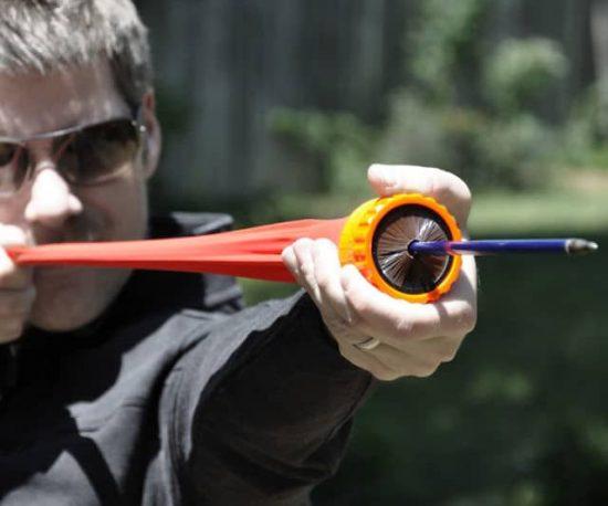 Pocket Shot Arrow Slingshot
