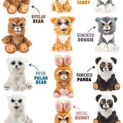 Awww to Ahhh! Stuffed Animals