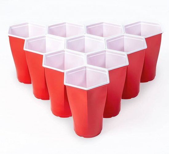 hexagon-beer-pong-cups