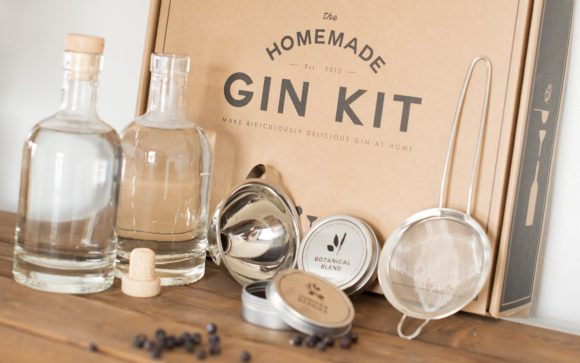 Homemade Gin Kit - Awesome Stuff to Buy