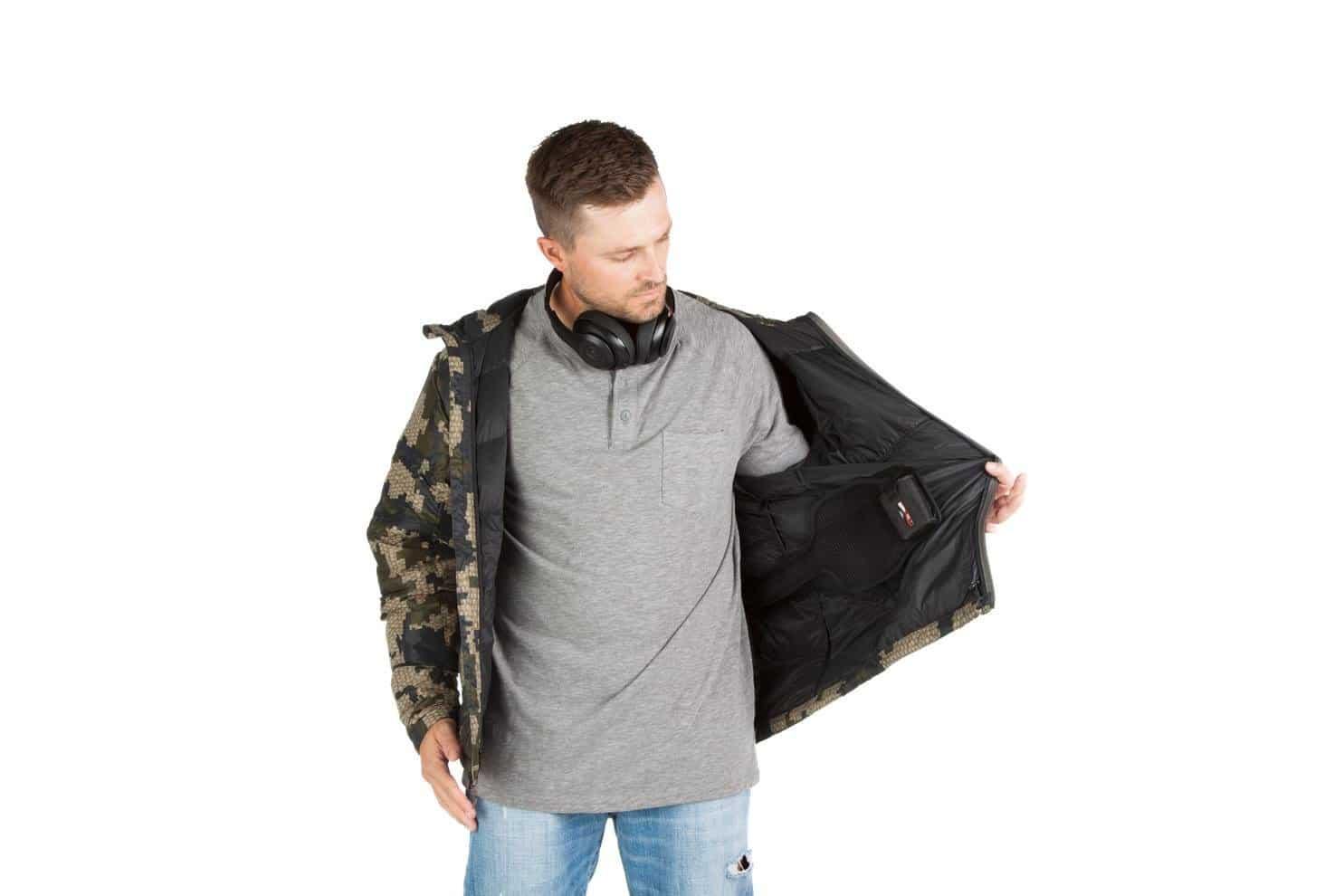 Universal Coat Heater