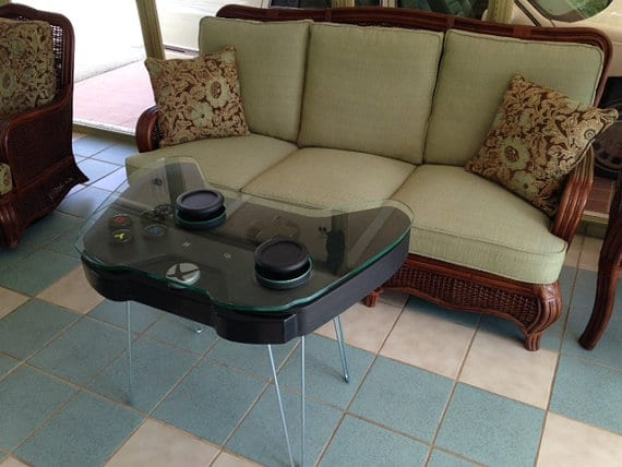 Outstanding Xbox One Controller Table Gmtry Best Dining Table And Chair Ideas Images Gmtryco