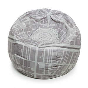 sc 1 st  Awesome Stuff to Buy & Star Wars Death Star Bean Bag Chair Cover