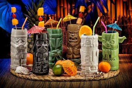 Star Wars Tiki Mugs