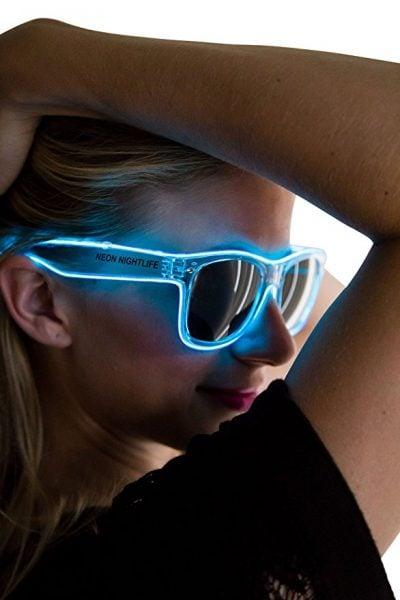 Glow in the Dark Sunglasses