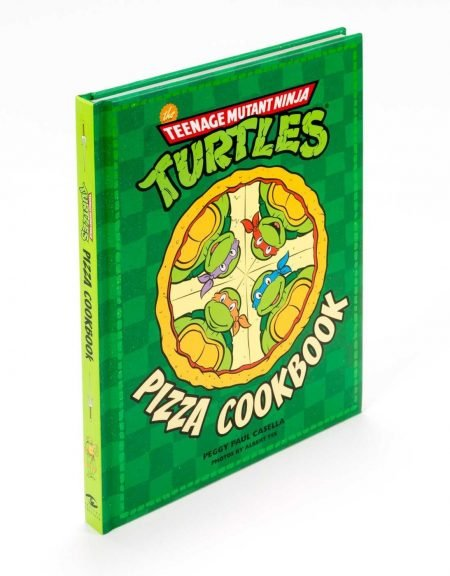 TMNT Pizza Cookbook