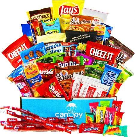 Ultimate Snacks Variety Box