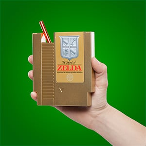Zelda Hydration Cartridge w/ Straw