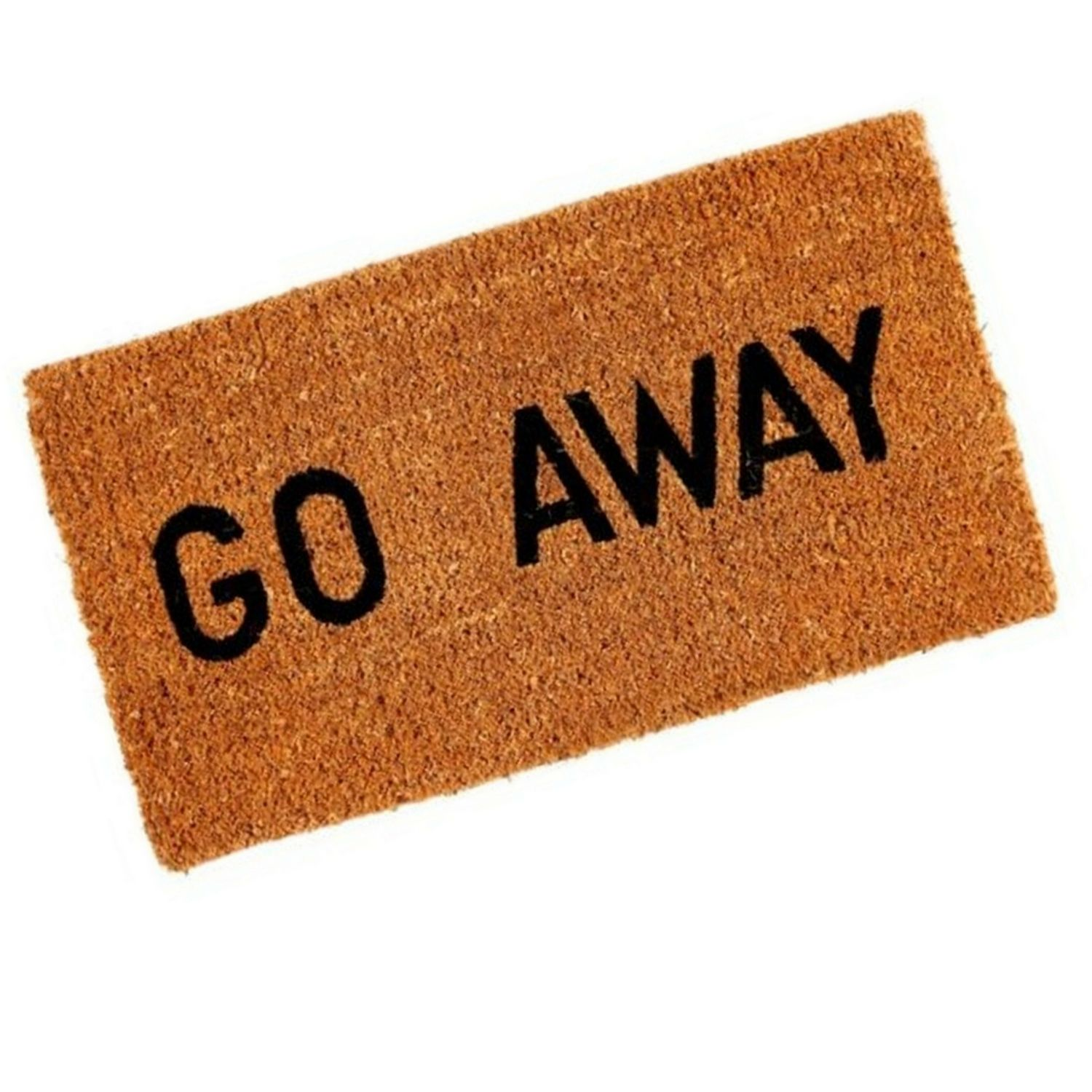 Go Away Doormat Awesome Stuff To Buy