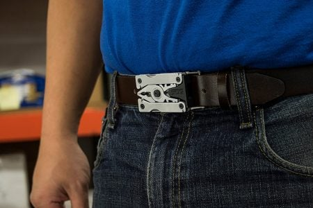 Multi-Tool Belt Buckle